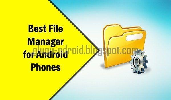Top 6 Aplikasi File Explorer dan File Manager Terbaik untuk Android