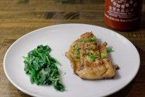 Pan Fried Spanish Mackerel Marinated in a Sriracha Soy Lime Sauce | zenlikeben