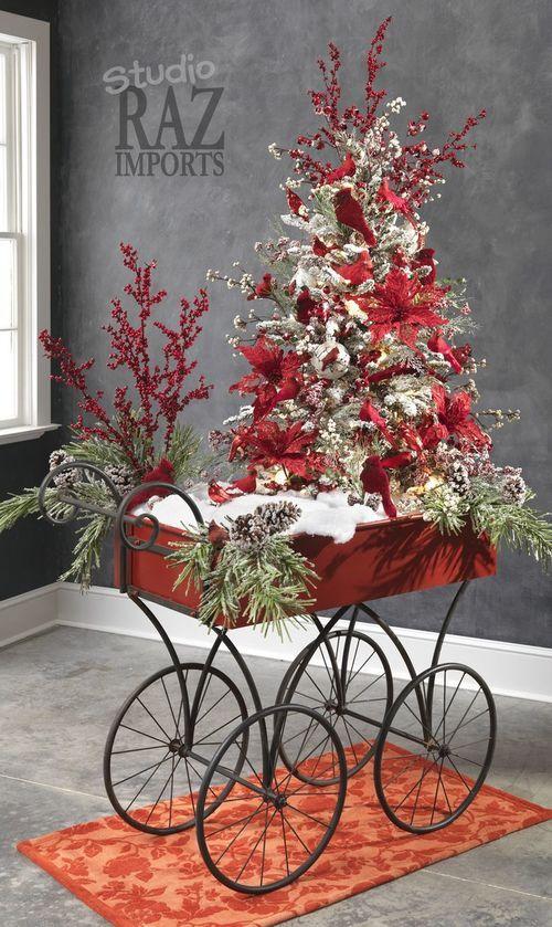 CHRISTMAS TREE~RAZ Christmas Tree
