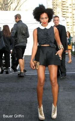 You, The Fashion Jury: Solange Knowles | Grazia Fashion