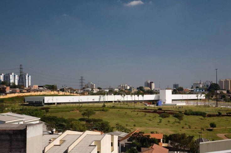 Escola Parque e Ciência - Paulo Mendes da Rocha
