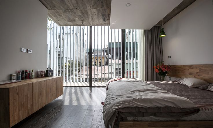 Gallery of 7x18 House / AHL architects associates - 24