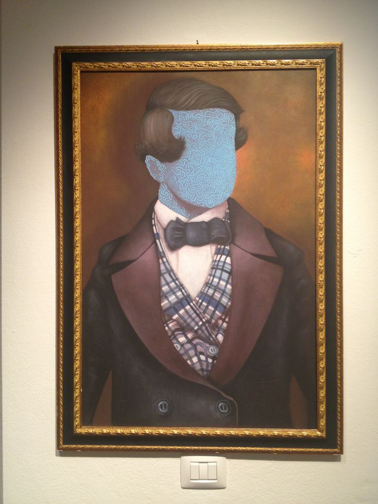 """Dandy"" di Vincenzo Pattusi."