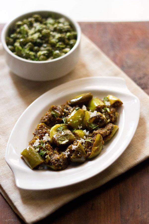 Easy chawli bhaji recipe