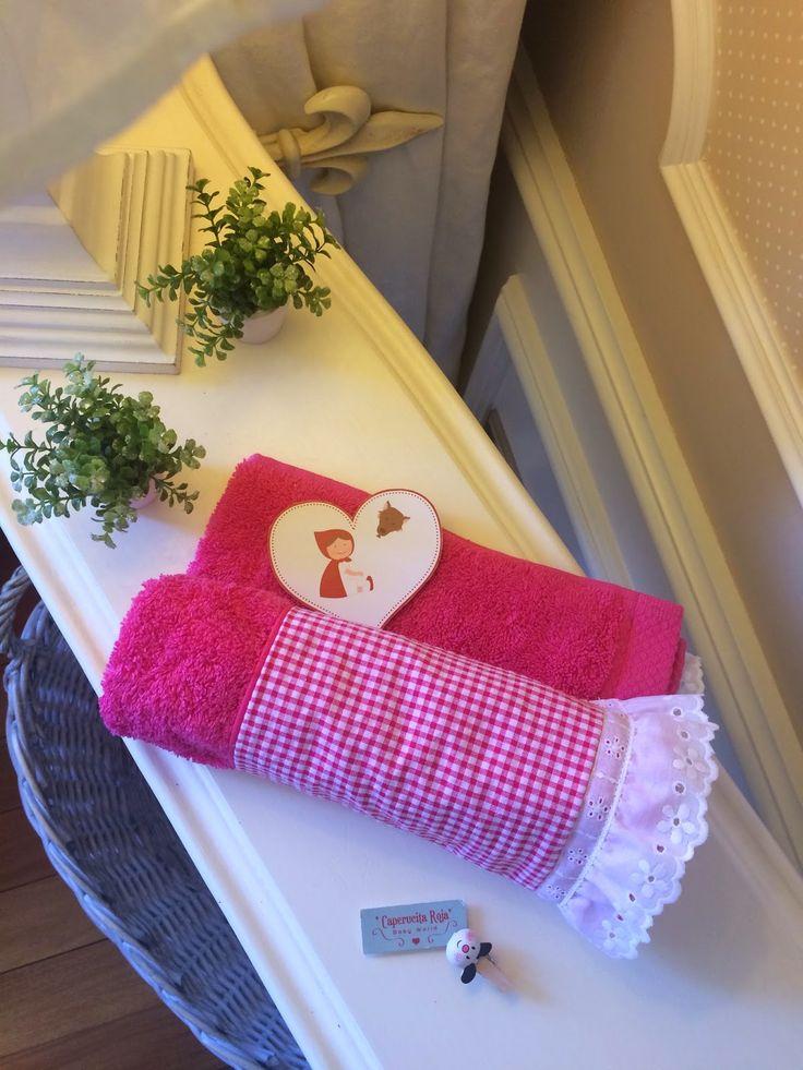 Caperucita Roja: Las mini-toallas.