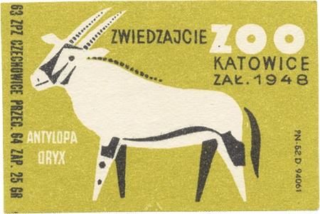Katowice zoo, Poland