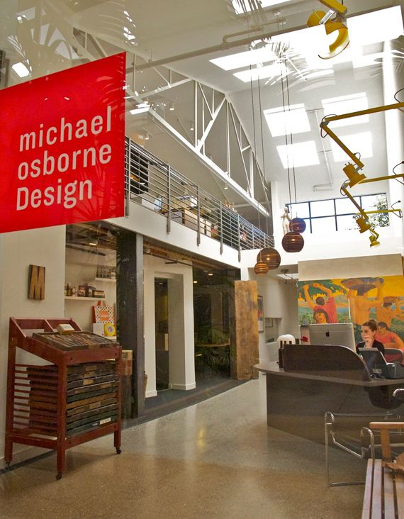 "We've made @Felt & Wire's homepage today! Read Tom Biederbeck's full article, ""Inside the Studio."" #designstudio #SanFrancisco #PotreroHill #creativity"