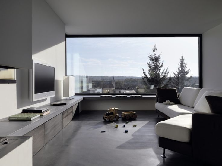 located in the Bavarian hills of Germany and designed by architects Ippolito Fleitz Group