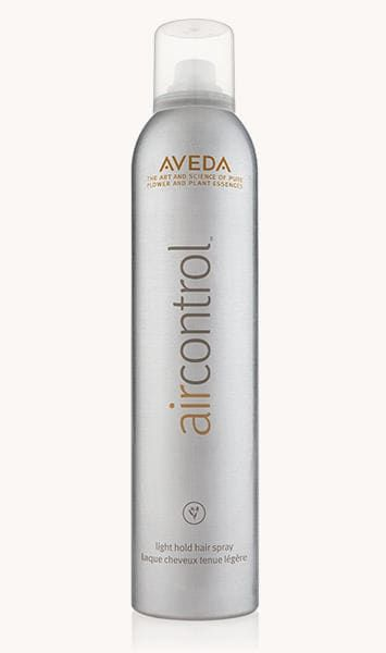 """Our light hold hair spray offers flexible, lasting hold—for all hair types—and has a  net-zero impact* on the Earth's climate.<br><br>*Aveda funds renewable wind energy to offset the CO2 associated with the manufacturing, transportation and use of <strong>control force<span class=""""trade"""">™</span></strong> to help ensure it has a net-zero impact on the Earth's climate. The majority of our offsets fund future wind en..."""