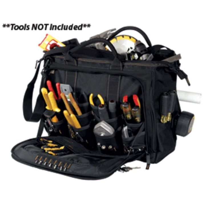CLC 1539 18 Multi-Compartment Tool Carrier
