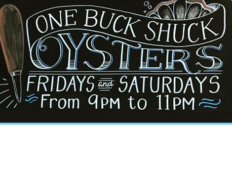 Skipjack's - One Buck Shuck