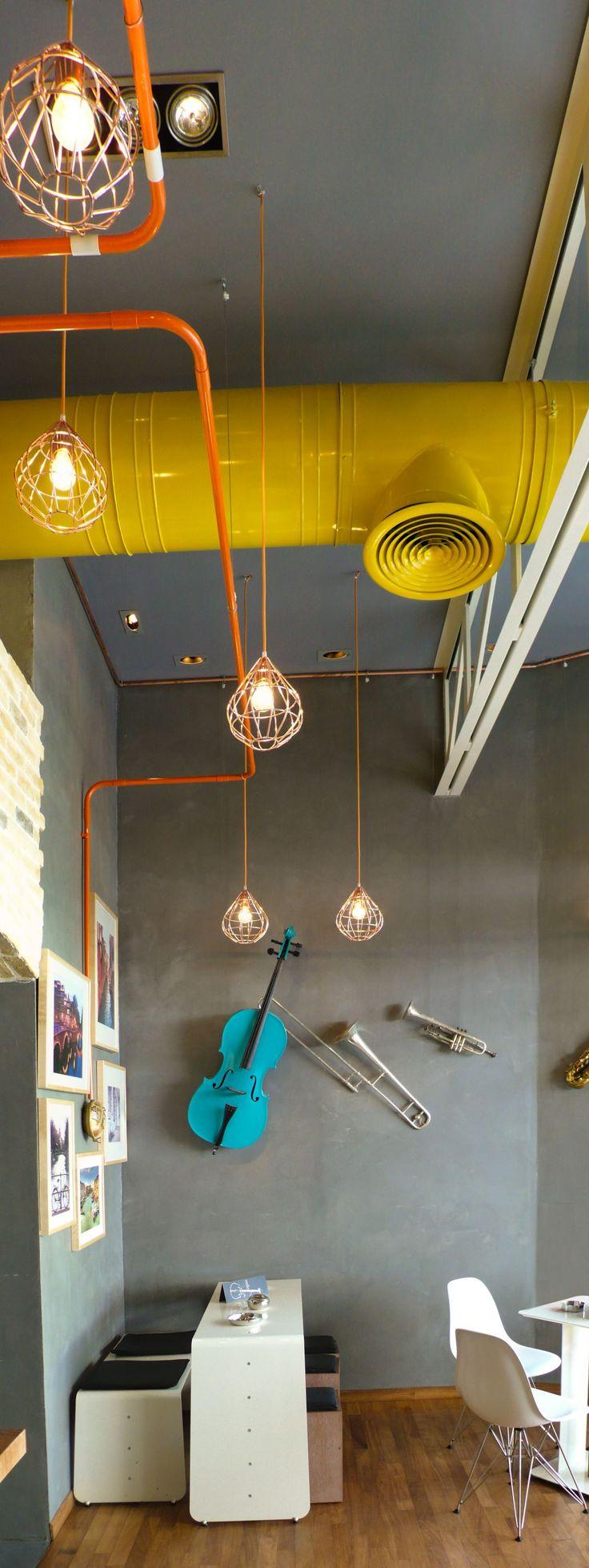 61 best cafe - bar images on pinterest | architecture, cafe bar