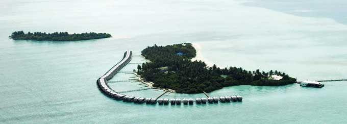 Chaaya Lagoon Hakuraa Huraa Maldives - All inclusive - Overwater Bungalows Going here for my honeymoon! Good rates!