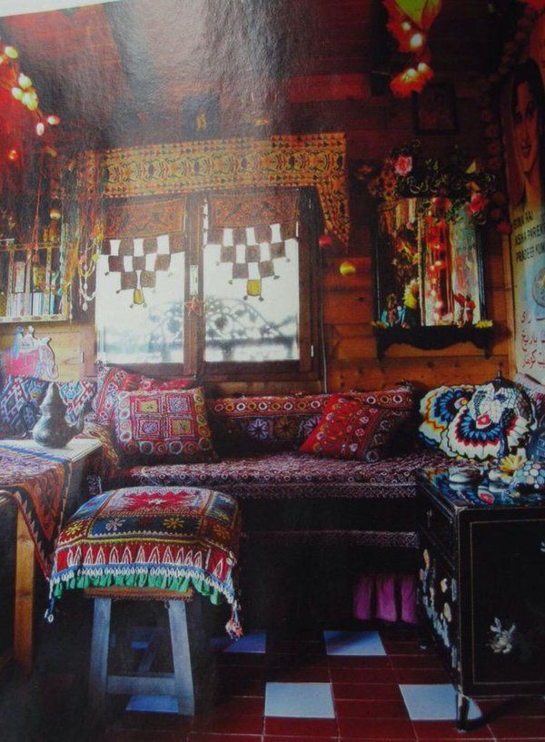 1000 ideas about Hippie Style Rooms on