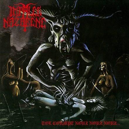 Impaled Nazarene - Tol Cormpt Norz Norz Norz Vinyl LP (Backordered)