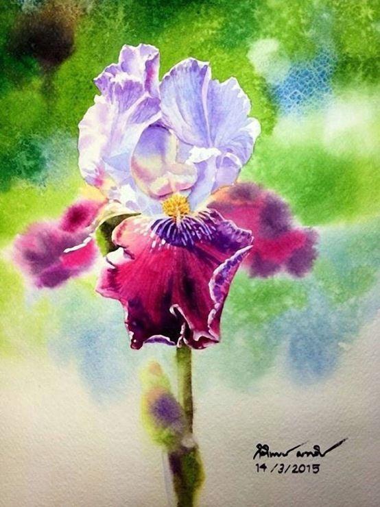 Gallery.ru / Фото #43 - Kitipong Maksin (Ti Watercolor) продолжение - masunja