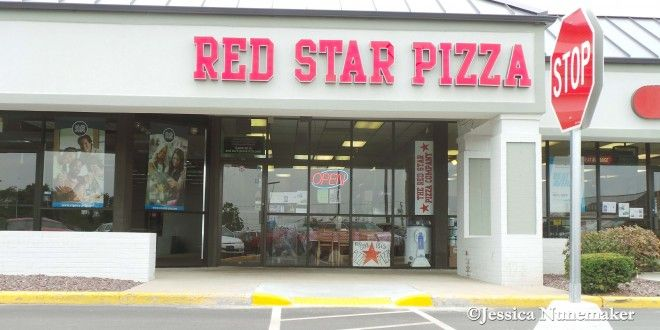 The Red Star Pizza Company in Seymour, Indiana   littleindiana.com