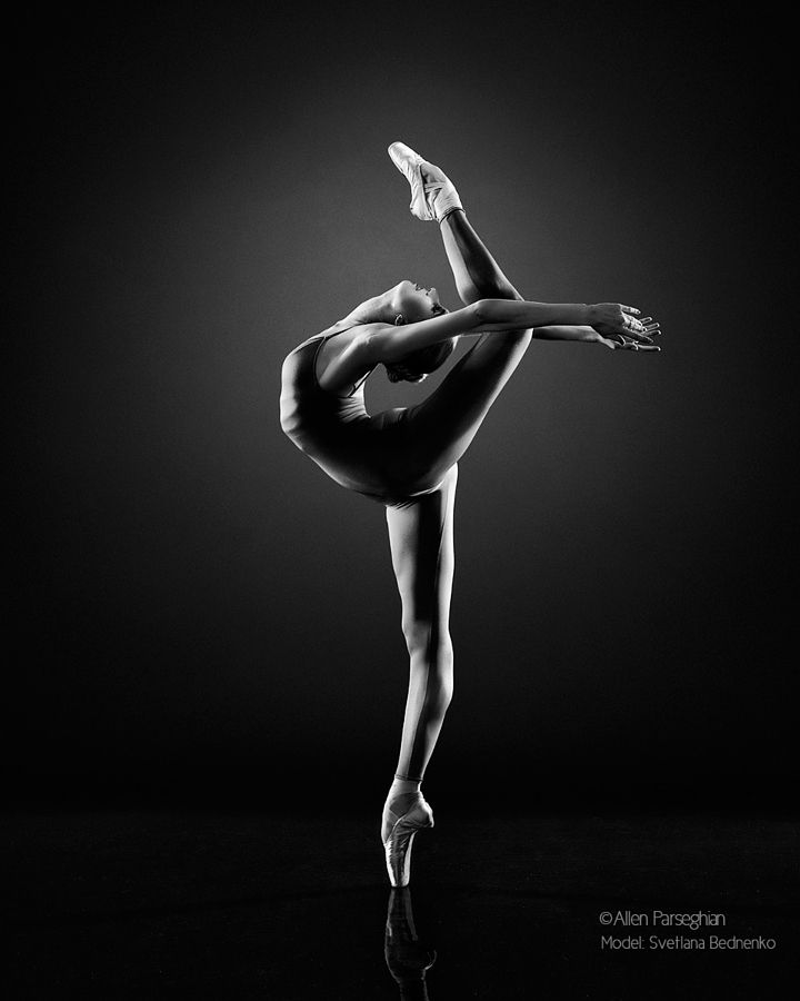 Superwoman (Svetlana Bednenko of Mikhailovsky Ballet) by Allen Parseghian on 500px.com