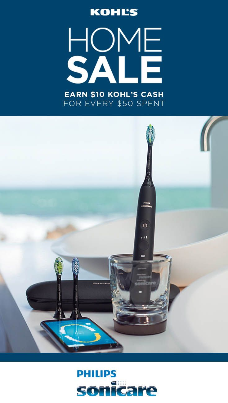 Philips Sonicare DiamondClean Rechargeable Toothbrush | Home