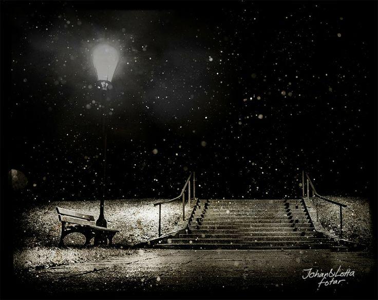 Photo Winter Night by Johan Lennartsson on 500px