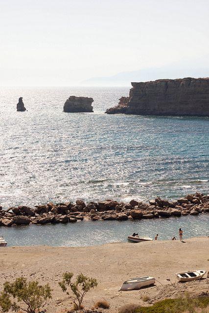 Triopetra beach | Crete, Greece