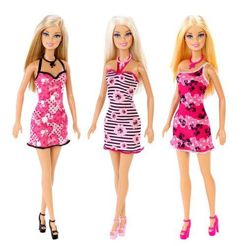 Mattel Barbie Ve Güzellik - Şık Barbie :: Zinde Market