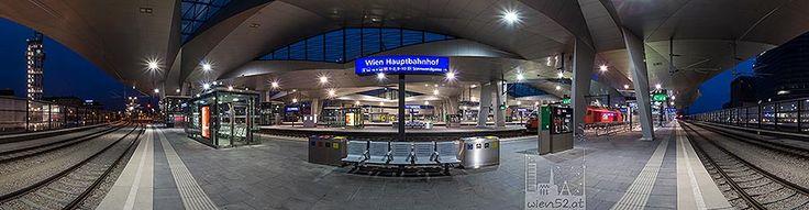 Wien Hauptbahnhof - 2014 Woche 35