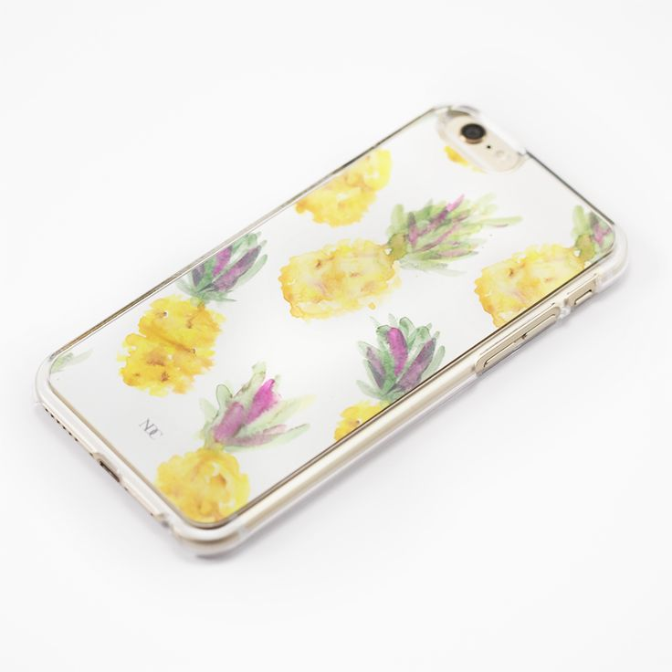 Keltainen Ananas from Nunuco Design Company