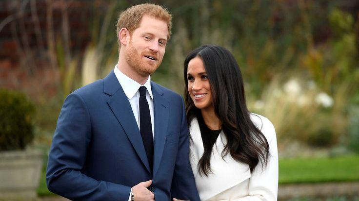 Diamanten von Lady Di: Prinz Harry und Meghan Markle verkünden Verlobung