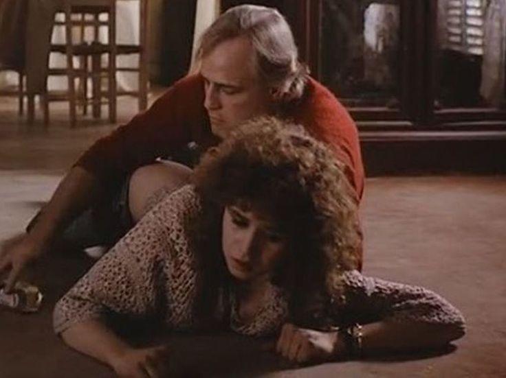 El trágico final de Schneider la actriz de la 'violación' de la mantequilla en 'El último tango en París'