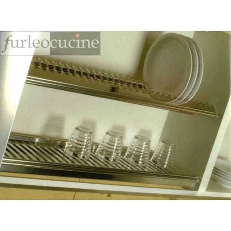Acciaio INOX 18/8 completo cm 60 http://www.furleostore.com/accessori ...