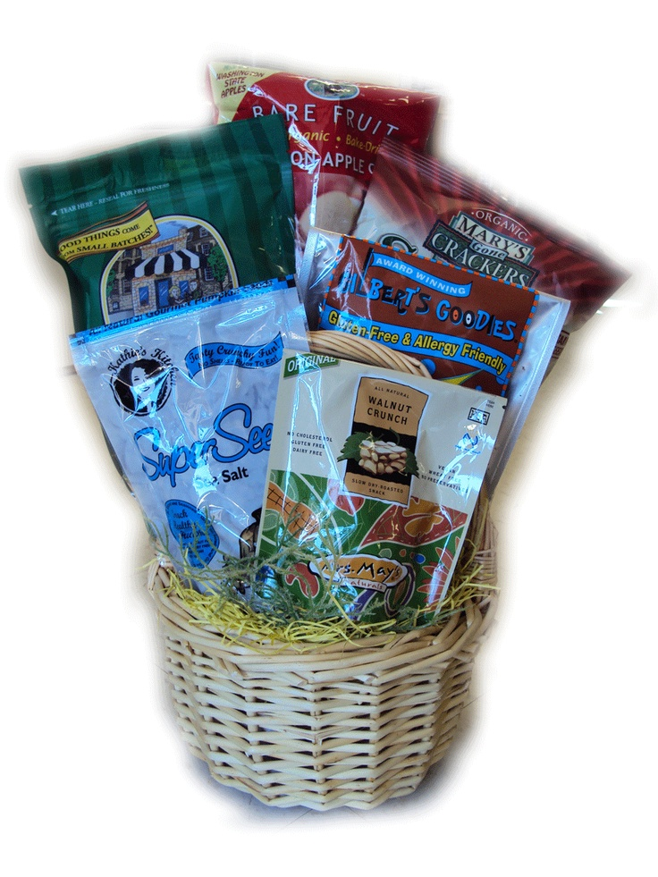 Healthy gift baskets florida
