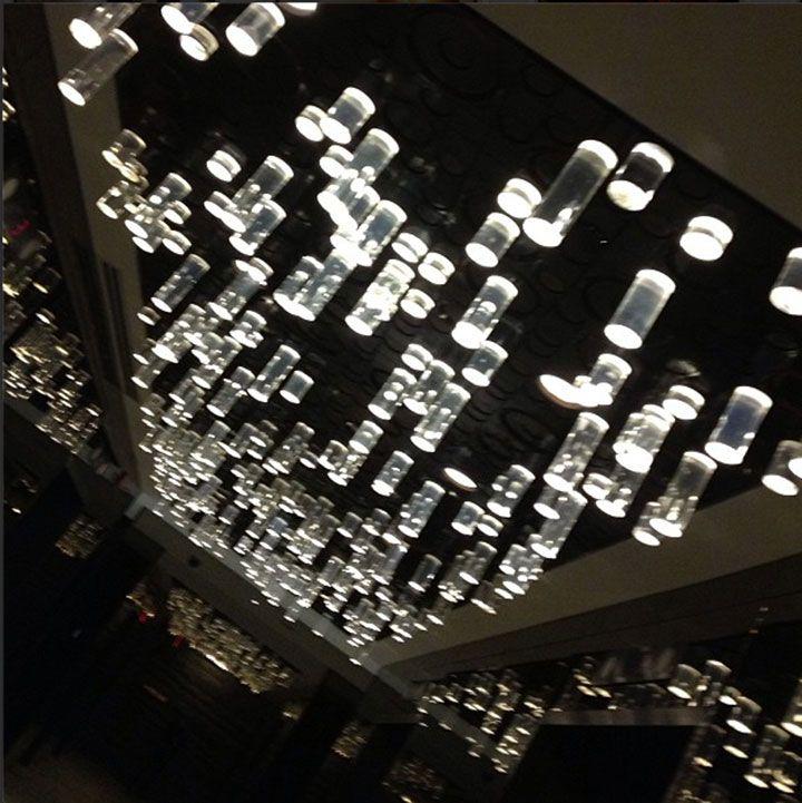 The Standard Hotel Lobby Ceiling, New York