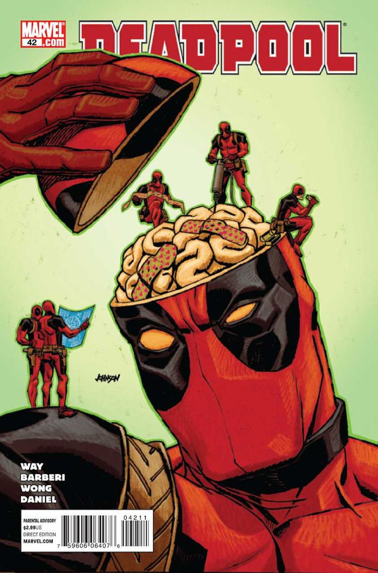 39 best Comics Covers Marvel &quot-Deadpool&quot- images on Pinterest ...