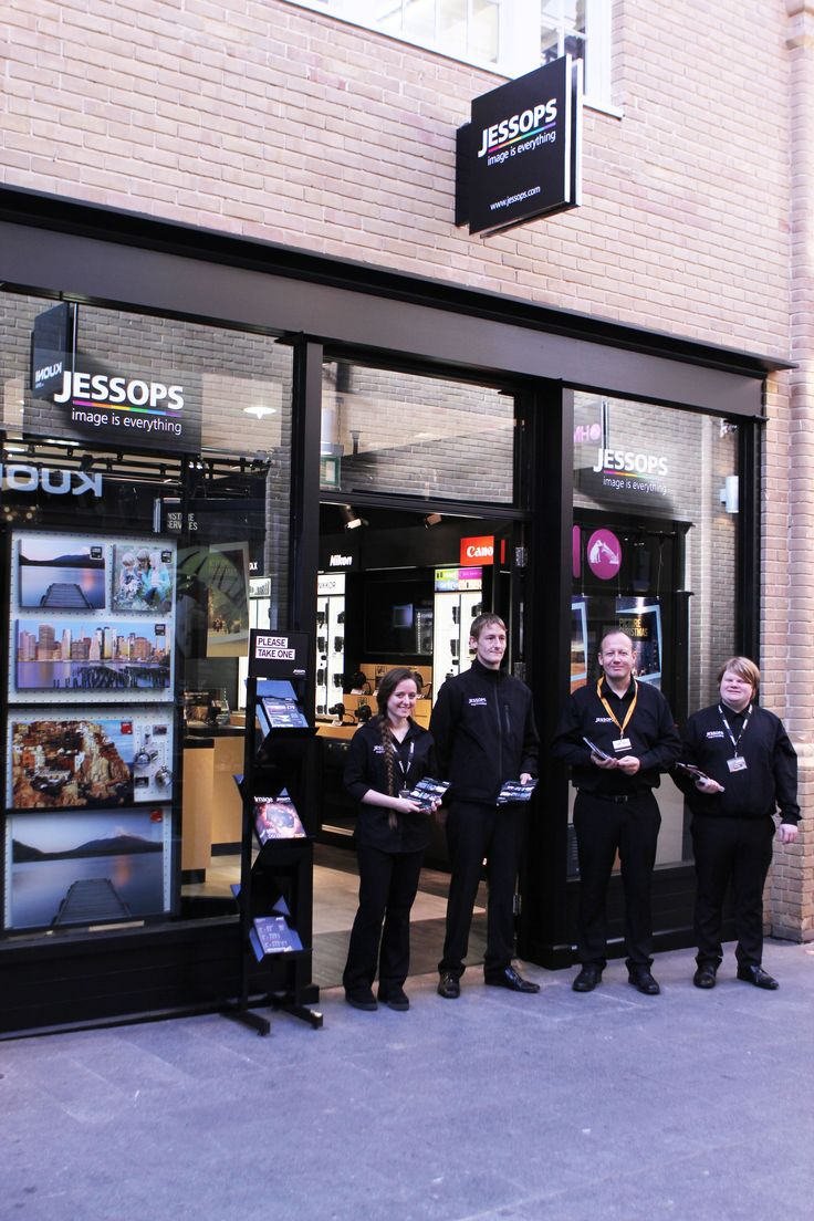 Our NEW store in Canterbury - come in and say hello #new #photography #Jessops #cameras