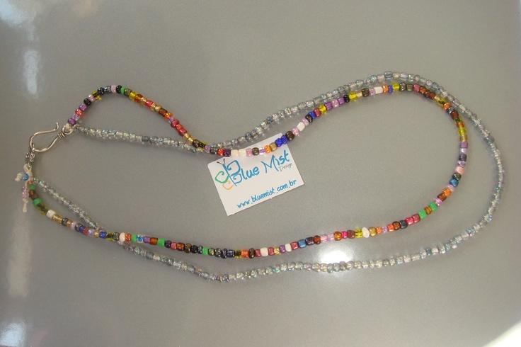 Blue Mist Design necklace