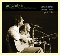 Live 1970 concert CD: Music Magic, Och Amchitka, 1970 Concerts, Awesome Music, Launch Greenpeac, James Taylors, Amchitka Concerts Com, Joni Mitchell, Phil Och