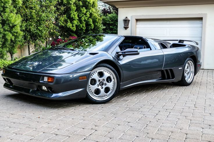 Awesome Lamborghini: 1998 Lamborghini Diablo VT Roadster  for sale  V12 cars for sale Check more at http://24car.top/2017/2017/07/30/lamborghini-1998-lamborghini-diablo-vt-roadster-for-sale-v12-cars-for-sale/