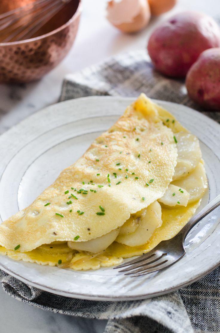 Easier Spanish Omelette | Recipe | Spanish omelette ...