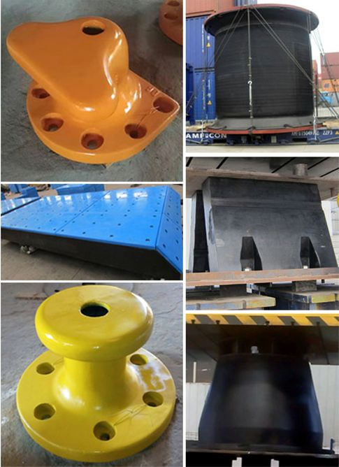 Yantai Defender Maritime Co,Ltd releases new designs of element fenders for vessels