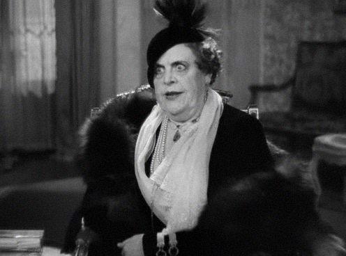 Dinner at Eight (1933) Marie Dressler