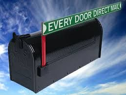 Every Door Direct Mail (#EDDM) is a service offered by the USPS designed to help small businesses market themselves to their local community. You don't need specific names or addresses; you just need to know the zip code of any neighborhoods you want to contact. It's an affordable way to expand a company's reach. http://www.blackpineprinting.com/eddm