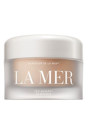 Our favorite skin-perfecting translucent powder: La Mer The Powder