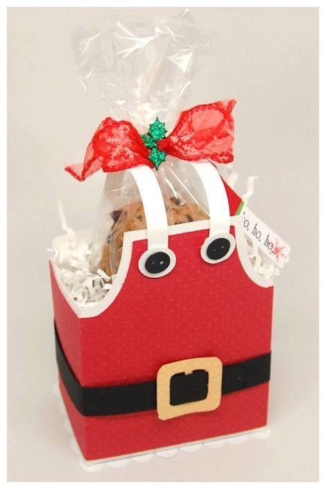 Cajitas de dulces hechas con cajas tetra pak