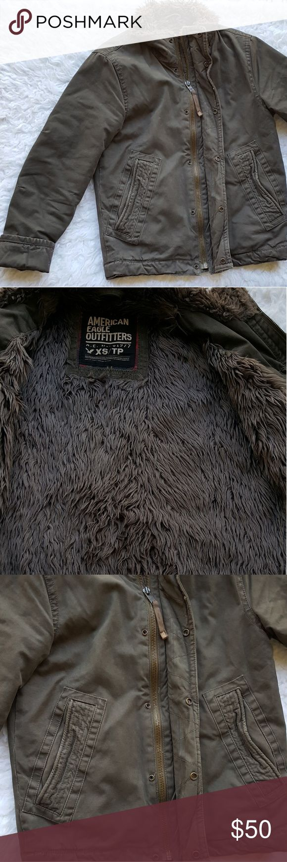 American Eagle Outfitter Heavy Winter Coat American Eagle Outfitter Heavy Winter Coat American Eagle Outfitter Jackets & Coats