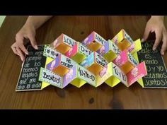 Tarjeta para regalar en cualquier ocacion / regalo fácil y barato / DIY / - YouTube