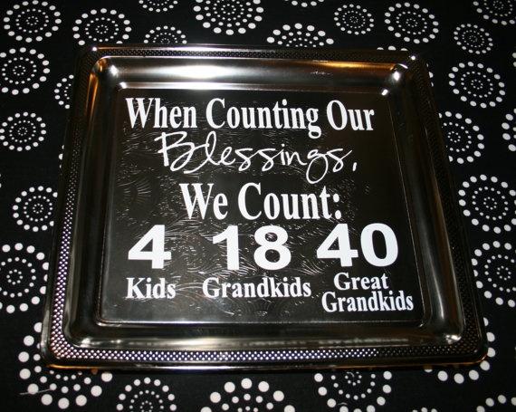 Best Grandparent Gift!