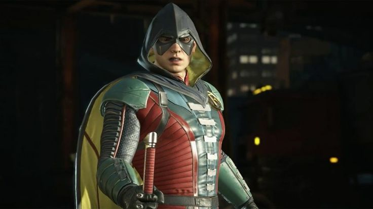 Another Injustice 2 character revealed with gameplay debut