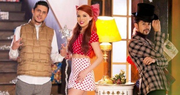 VIDEOCLIP NOU | Elena Gheorghe & Adi Cristescu feat. Uddi – Polul Nord (Brrrrrr…) cu versuri | Radio HiT Mix Romania Online
