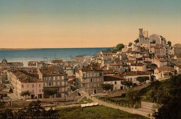Cannes top things to do - Cannes old town copyright Maurice Michael